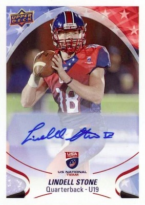 2017 Upper Deck USA Football Cards 3