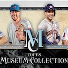 2018 Topps Museum Collection Baseball Cards