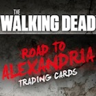 2018 Topps Walking Dead Road to Alexandria Trading Cards