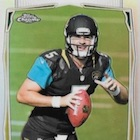 Complete Blake Bortles Rookie Card Gallery and Checklist