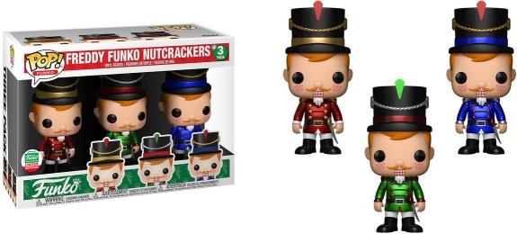 Funko Shop Pop Exclusives