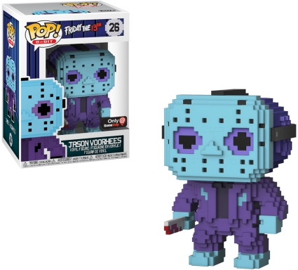Ultimate Funko Pop 8-Bit Vinyl Figures Guide 46