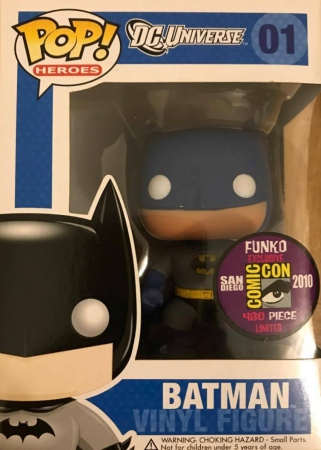 Ultimate Funko Pop Batman Figures Gallery and Checklist 11