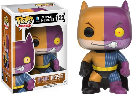 Ultimate Funko Pop Batman Figures Gallery and Checklist 152