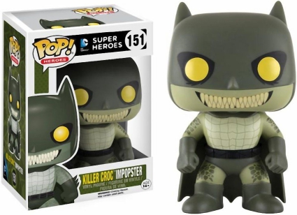 Ultimate Funko Pop Batman Figures Gallery and Checklist 156