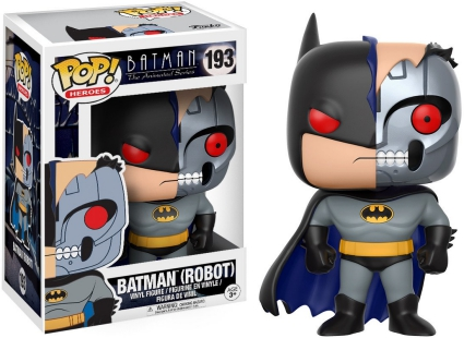 Ultimate Funko Pop Batman Figures Gallery and Checklist 78