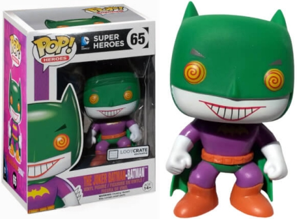 Ultimate Funko Pop Batman Figures Gallery and Checklist 39