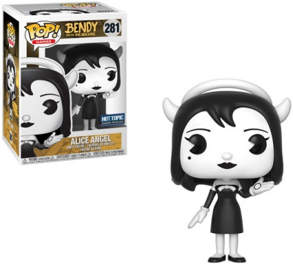 Funko Pop Bendy and the Ink Machine Figures 3