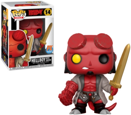Funko Pop Hellboy Vinyl Figures 28