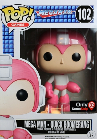 Funko Pop Mega Man Vinyl Figures 25