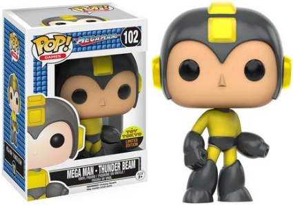 Funko Pop Mega Man Vinyl Figures 27
