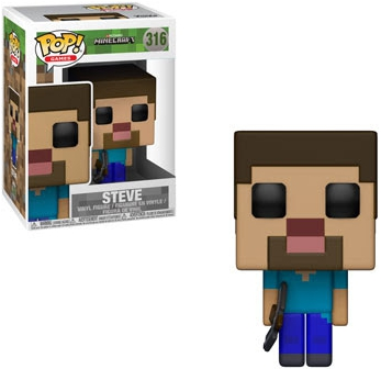 Funko Pop Minecraft Vinyl Figures 21