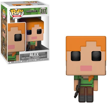 Funko Pop Minecraft Vinyl Figures 25