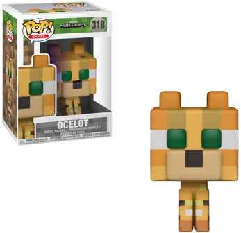 Funko Pop Minecraft Vinyl Figures 23