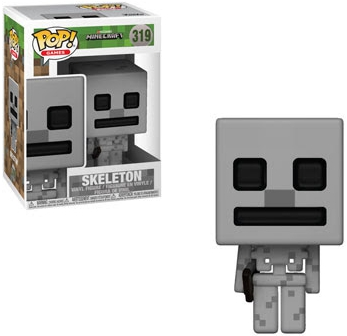 Funko Pop Minecraft Vinyl Figures 27