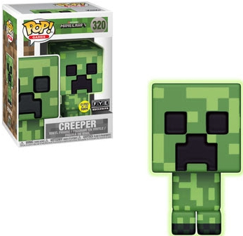 Funko Pop Minecraft Vinyl Figures 26