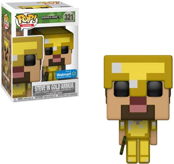 Funko Pop Minecraft Vinyl Figures 30
