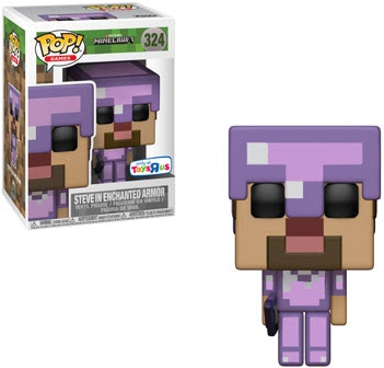 Funko Pop Minecraft Vinyl Figures 33