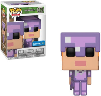 Funko Pop Minecraft Vinyl Figures 34