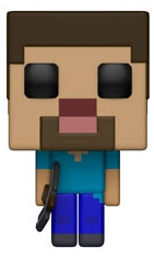 Funko Pop Minecraft Vinyl Figures 1