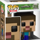 Funko Pop Minecraft Vinyl Figures