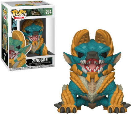 Funko Pop Monster Hunter