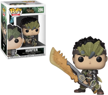 Ultimate Funko Pop Monster Hunter Figures Gallery and Checklist 4