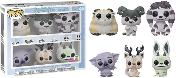 Ultimate Funko Pop Monsters Wetmore Forest Vinyl Figures Guide 22