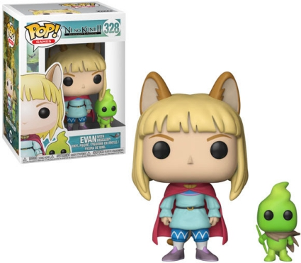 2018 Funko Pop Ni No Kuni II Vinyl Figures 21