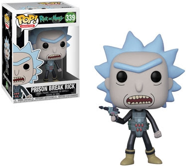 Ultimate Funko Pop Rick and Morty Figures Checklist and Gallery 37