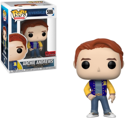 Funko Pop Riverdale Vinyl Figures 3