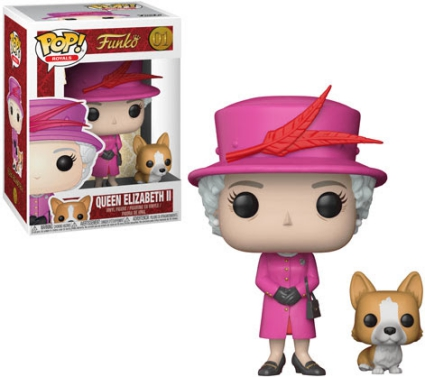 Funko Pop Royals Vinyl Figures 21
