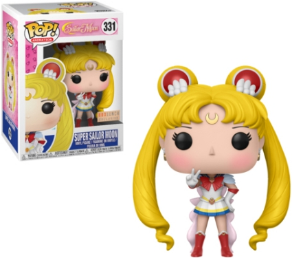 Funko Pop Sailor Moon Vinyl Figures 38