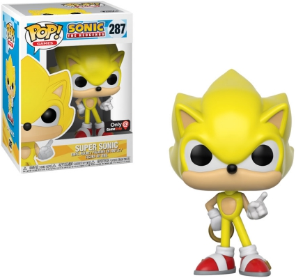 Funko Pop Sonic the Hedgehog Vinyl Figures 13