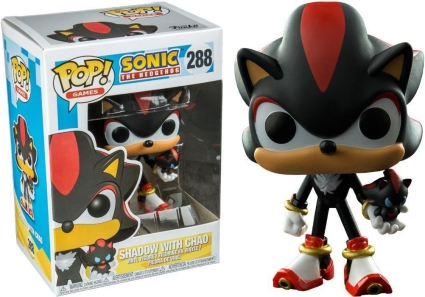 Funko Pop Sonic the Hedgehog Vinyl Figures 14