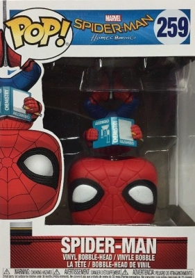 Funko Pop Spider-Man Homecoming Vinyl Figures 13
