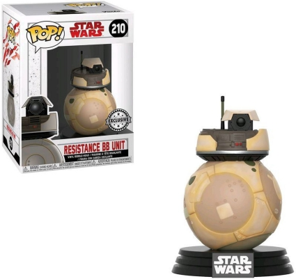 Funko Pop Star Wars Last Jedi Vinyl Figures 50