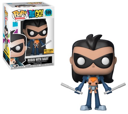 Funko Pop Teen Titans Go Vinyl Figures Guide and Gallery 49