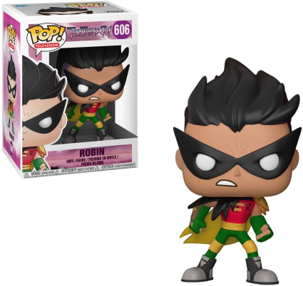 Funko Pop Teen Titans Go Vinyl Figures Guide and Gallery 54