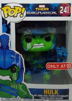 Ultimate Funko Pop Hulk Figures Checklist and Gallery 32