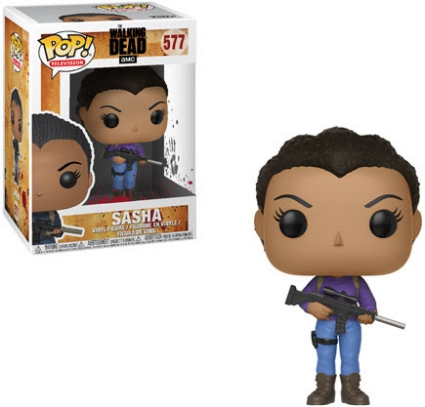 Ultimate Funko Pop Walking Dead Figures Checklist and Gallery 77