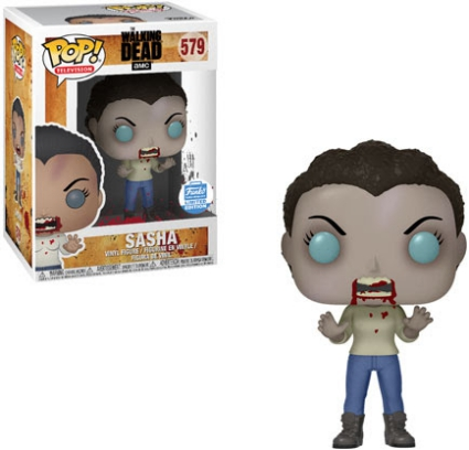 Ultimate Funko Pop Walking Dead Figures Checklist and Gallery 78