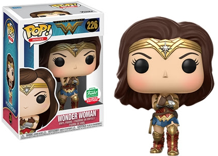 Ultimate Funko Pop Wonder Woman Figures Checklist and Gallery 26