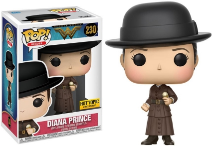 Ultimate Funko Pop Wonder Woman Figures Checklist and Gallery 29