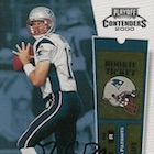 Contenders Football Rookie Ticket Autographs Visual History: 1998-2017