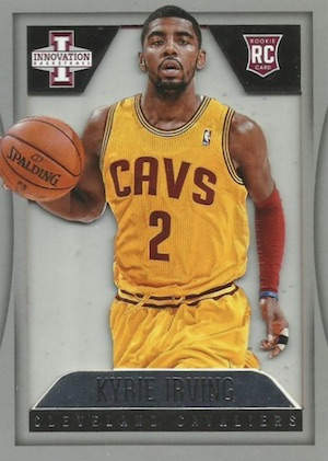 Kyrie Irving Rookie Cards Checklist and Guide 12