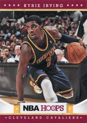 Kyrie Irving Rookie Cards Checklist and Guide 22