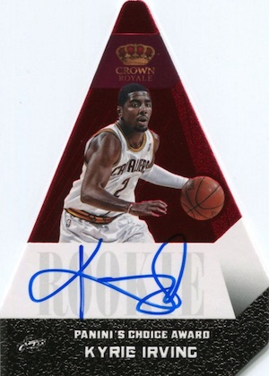 Kyrie Irving Rookie Cards Checklist and Guide 26