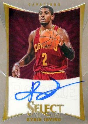 Kyrie Irving Rookie Cards Checklist and Guide 29