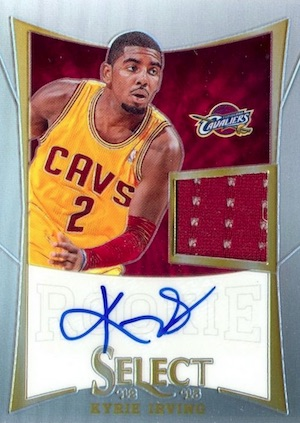 Kyrie Irving Rookie Cards Checklist and Guide 30